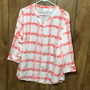 Riders by Lee Women's Shirt Size M